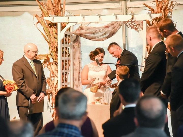 Tmx 1510253973926 Fall Ceremony Corn Pouring Ingleside, IL wedding venue
