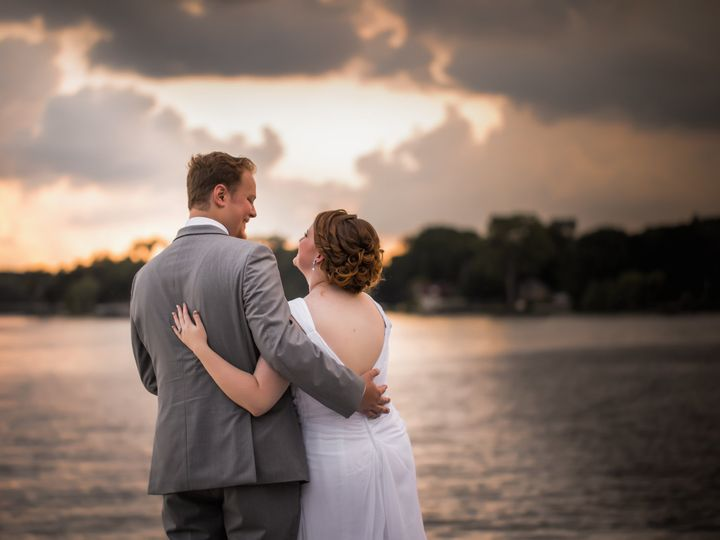Tmx Couple On Lakefront Looking At Each Other Laura 51 2437 Ingleside, IL wedding venue