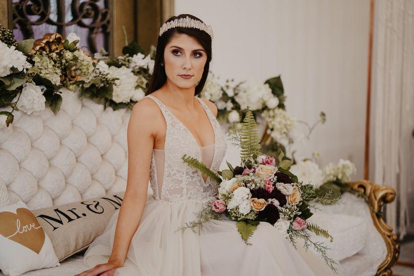 Chateau des Fleurs Bridal