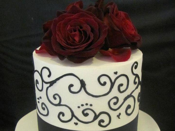 Tmx 1368711894086 182179511261758895819162557718n Glendora wedding cake