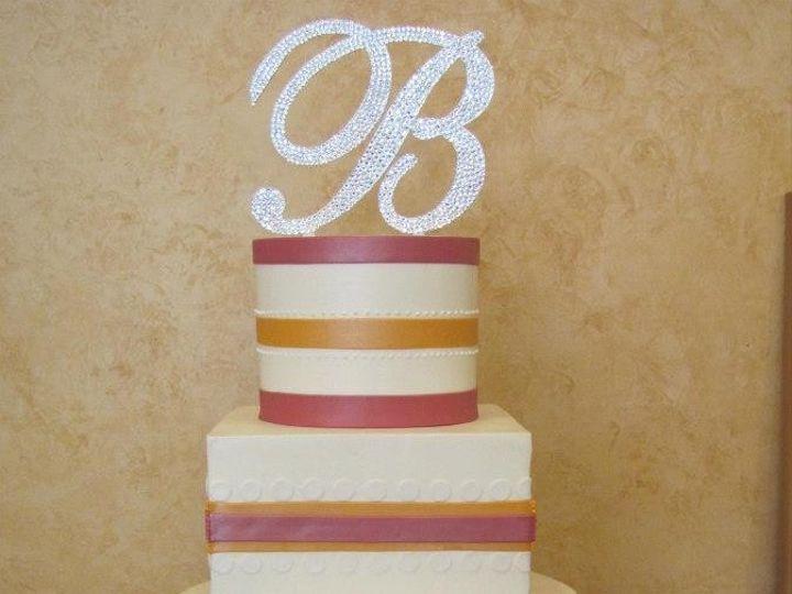 Tmx 1368711897084 1844285112611988958751429305563n Glendora wedding cake
