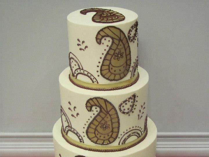 Tmx 1368711931777 426825511261128895882320285051n Glendora wedding cake