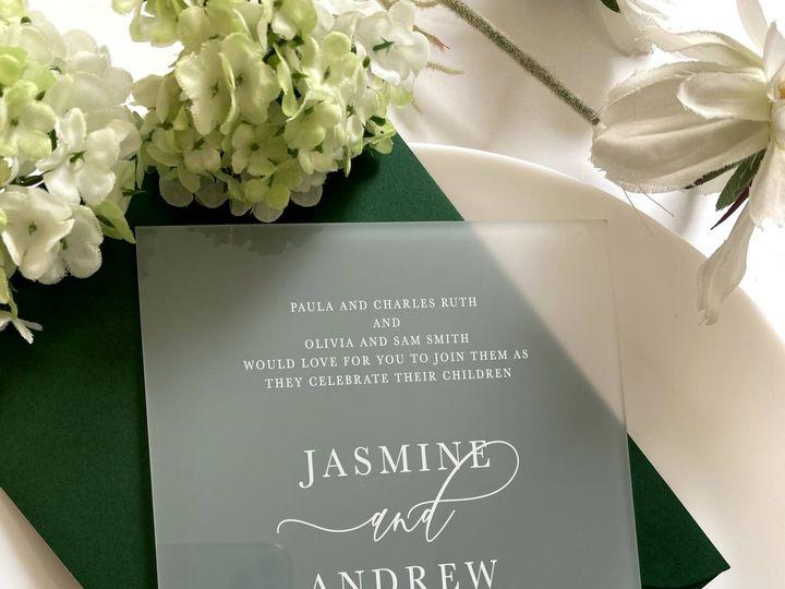Tmx 186f 51 1032437 159797749049942 Jersey City, NJ wedding invitation
