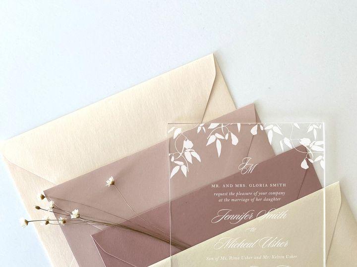 Tmx Gi136a 51 1032437 159797756338103 Jersey City, NJ wedding invitation