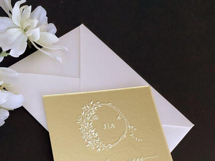 Tmx Gi158f 51 1032437 159797748041343 Jersey City, NJ wedding invitation