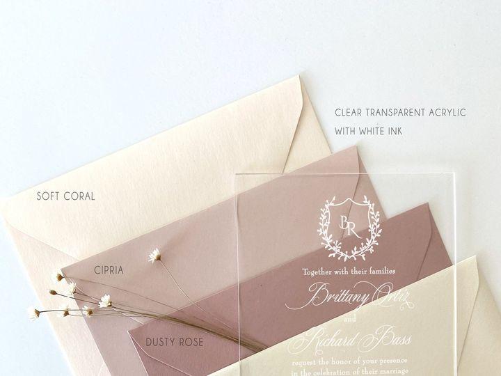 Tmx Gi172a 51 1032437 159797759497100 Jersey City, NJ wedding invitation