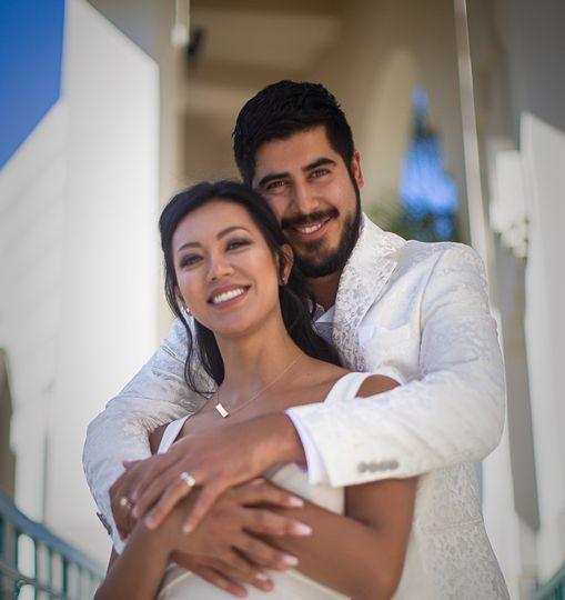 Mr and Mrs Trivino