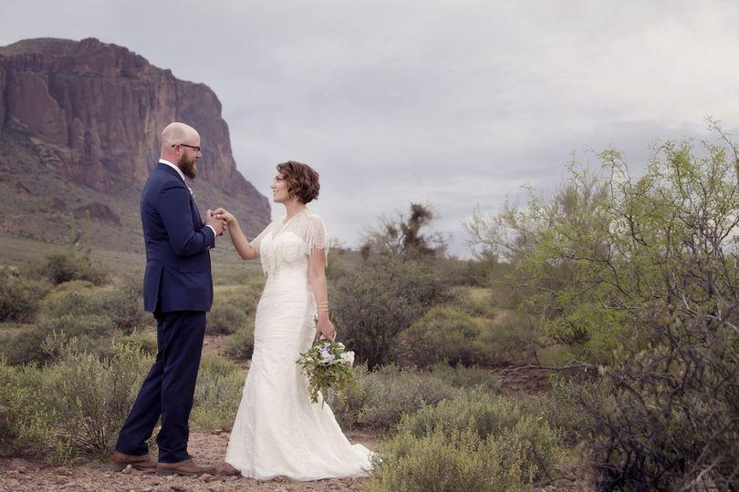 lost dutchman superstition mountain wedding photographer