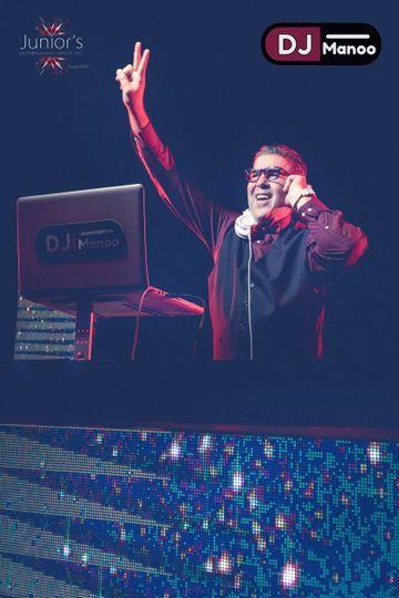 DJ Manoo-International renowned Wedding DJ-Any format