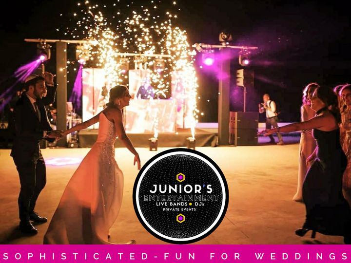 Tmx 1 Juniors Entertainment 3 51 124437 160868161693682 Miami, FL wedding band