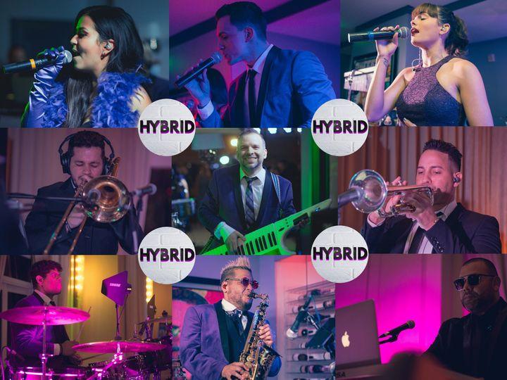 Tmx Hybrid Band 9 51 124437 160868012390386 Miami, FL wedding band