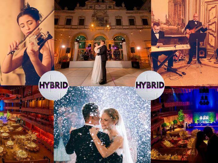 Tmx Hybrid Band Other Services 51 124437 160868012488857 Miami, FL wedding band