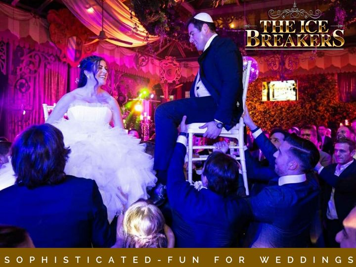 Tmx Ice Breakers Band 7 51 124437 160868164142298 Miami, FL wedding band