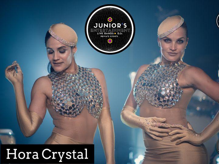 Tmx Juniors Hora Crystal 51 124437 160868169611174 Miami, FL wedding band