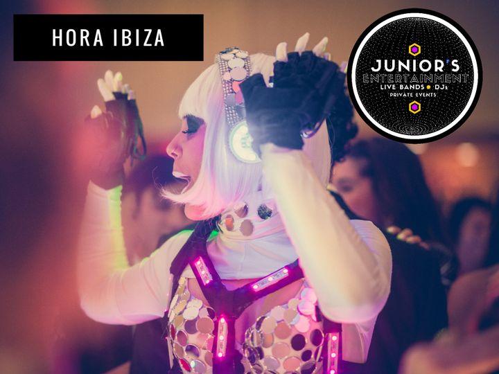 Tmx Juniors Hora Ibiza 2 51 124437 160868171570535 Miami, FL wedding band