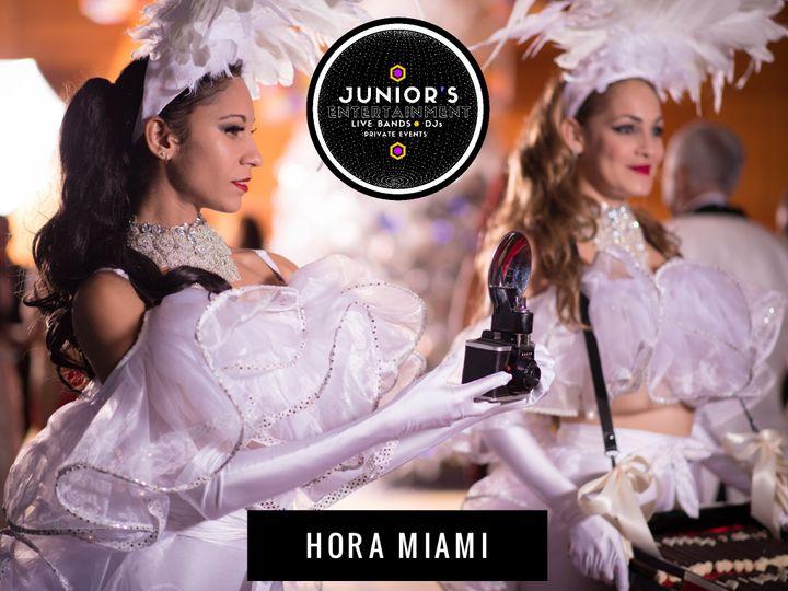 Tmx Juniors Hora Miami 51 124437 160868168992159 Miami, FL wedding band