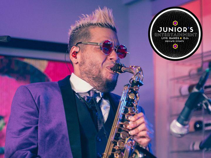 Tmx Juniors Sax Player 51 124437 160868172275118 Miami, FL wedding band