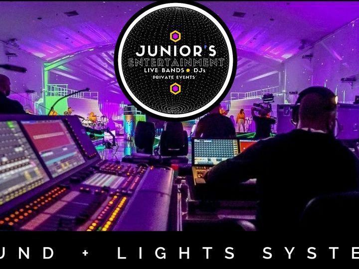 Tmx Juniors Sound Lights 51 124437 160868173447737 Miami, FL wedding band
