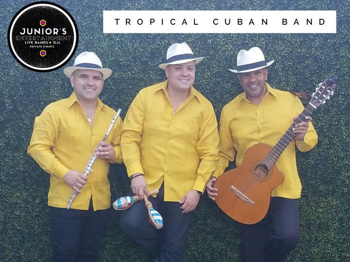 Tmx Juniors Tropical Cuban Band 51 124437 160868174372092 Miami, FL wedding band