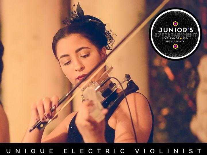 Tmx Juniors Violinist For Ceremonies 51 124437 160868174092458 Miami, FL wedding band