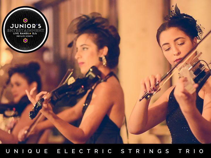Tmx Juniors Violinists Trio For Ceremonies 51 124437 160868174343495 Miami, FL wedding band