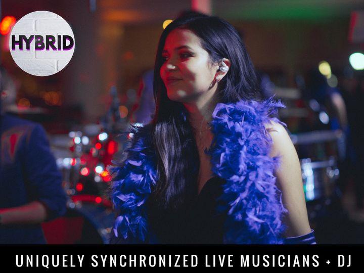 Tmx The Hybrid Band 51 124437 160868004564706 Miami, FL wedding band
