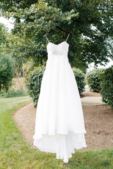 Wedding dress | Photography: Nicodem Photography