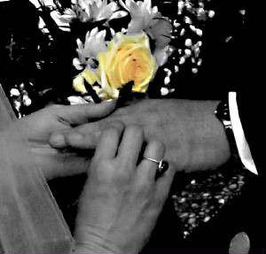 Tmx 1422122695374 Arcade Wedding Rings Mentor wedding officiant