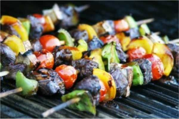beef chicken shrimp skewers copy