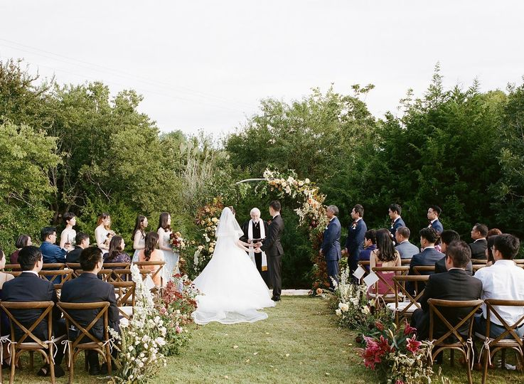 The Laurel Outdoor Ceremony