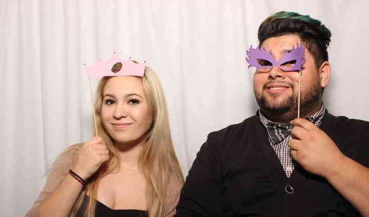 Party Life Photo Booth