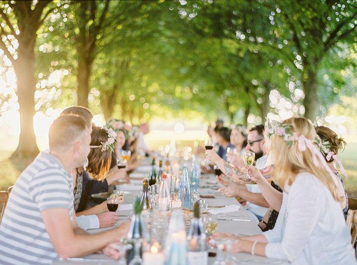 Wedding at chateau de bouelles
