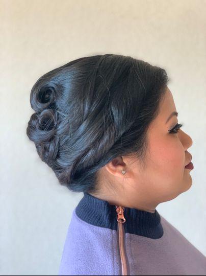 Harshalani Makeup and Hair