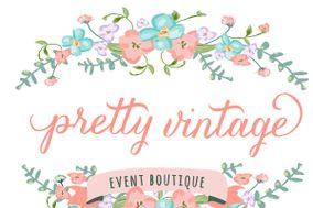Pretty Vintage Event Rentals