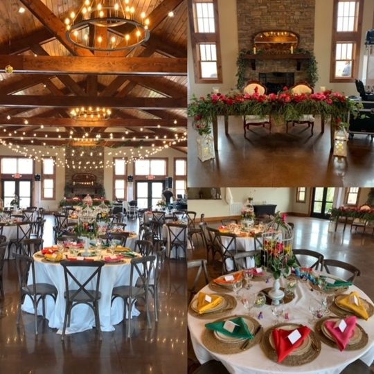 Mexican Themed Wedding 03/27