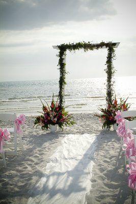 Private Beach Wedding Venue