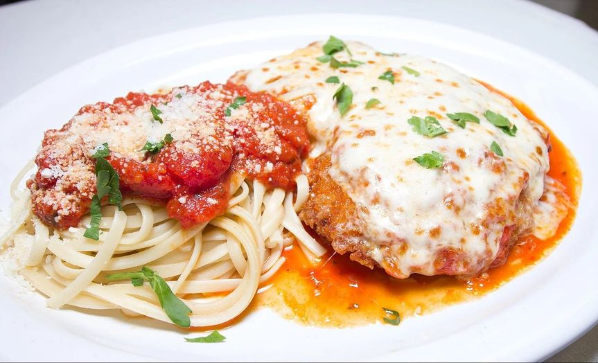 Chicken Parmegiana