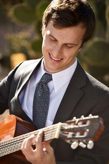 Alex Mack, guitar, SoSco Duo