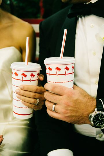 Wedding Day In-N-Out!