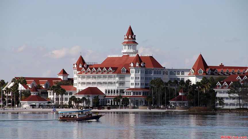 Disney's Grand Floridian Resort & Spa- Walt Disney World Resort, Orlando, FL