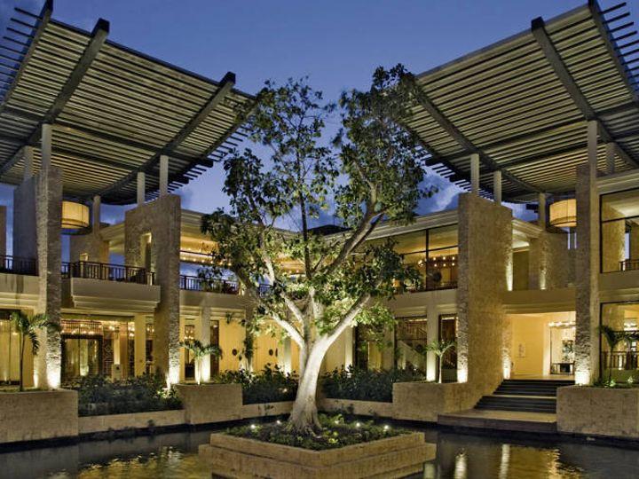 Tmx 1449765756949 Banyan Tree Mayakoba Roseland wedding travel