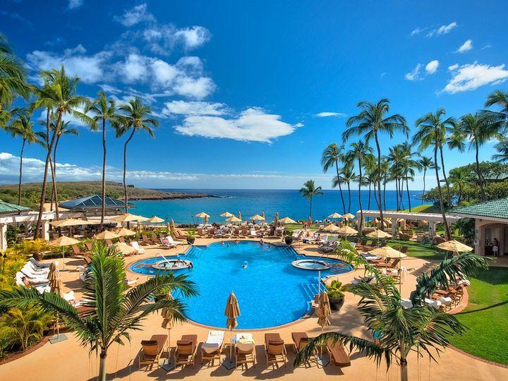 Tmx 1449771711901 Fs Lanai Hawaii Roseland wedding travel