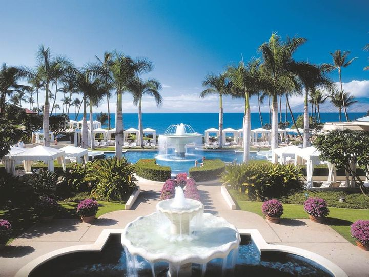 Tmx 1449771732185 Fs Wailea Hawaii Roseland wedding travel