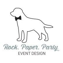 Rock. Paper. Party. Event Design