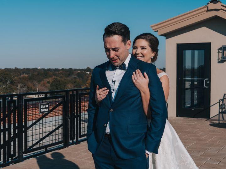 Tmx Zack Emily Wedding First Look 109 Of 204 51 1000537 157953611679948 Shelby, North Carolina wedding venue
