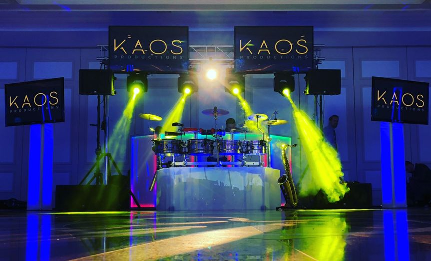 Kaos Productions - Innovative DJ Entertainment