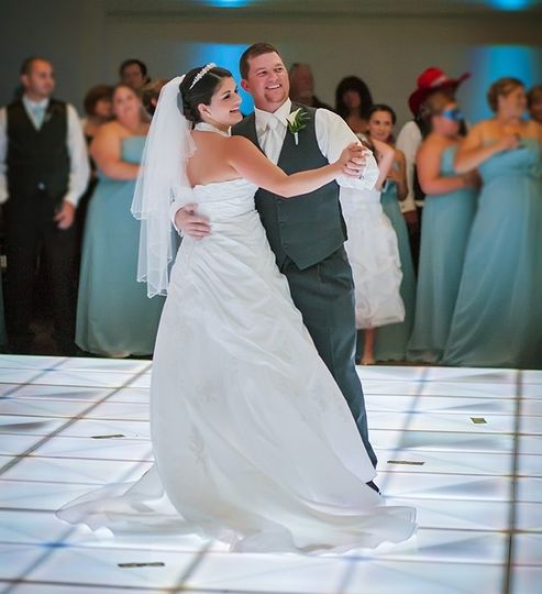 Astro Entertainment can provide a modern LED Dance Floor.  The Floor can be set to thousands of...