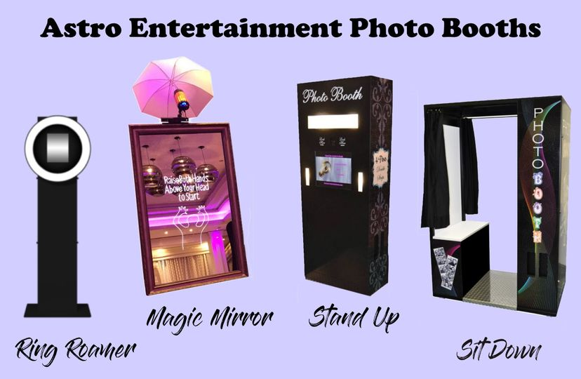 Photo Booths for all occasions