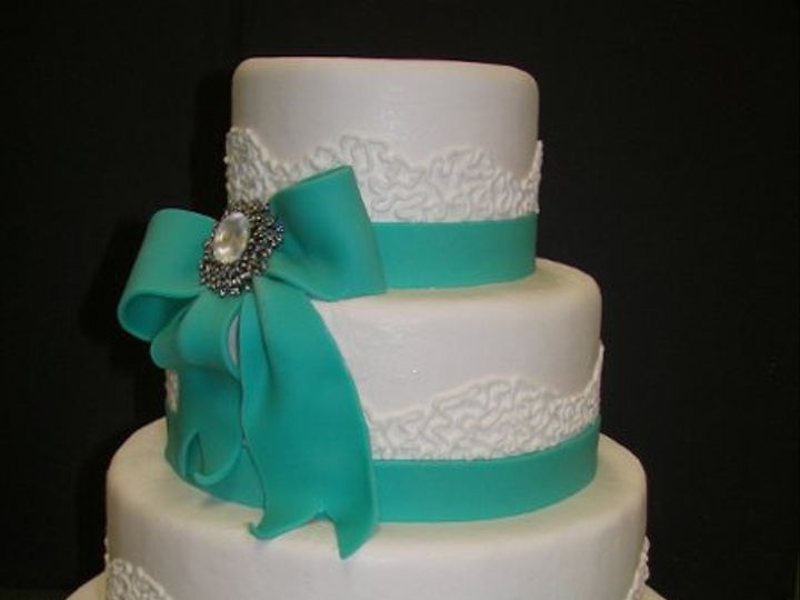 Tmx 1334170845571 Jan2011060 Hudson, Florida wedding cake