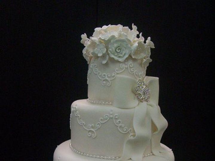 Tmx 1334170857650 Nov2011037 Hudson, Florida wedding cake